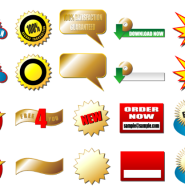 网页可以用的小图标等素材分享